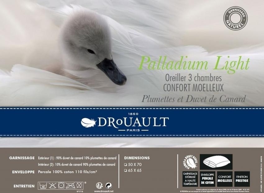 Oreiller Palladium Light