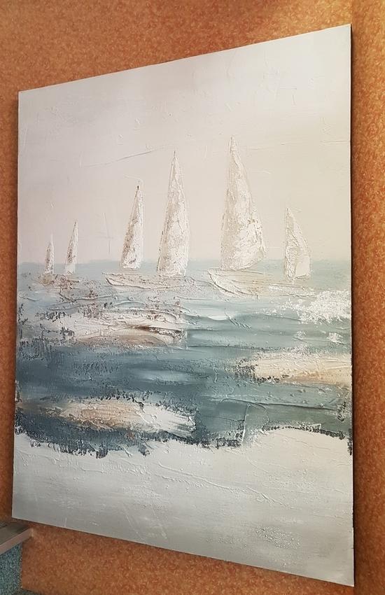 tableau thème mer