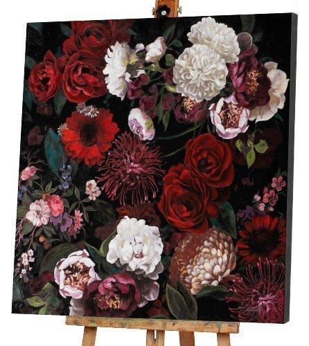 Joli bouquet en rouge