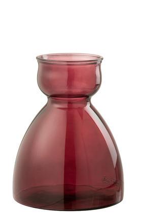 vase rose grand modèle